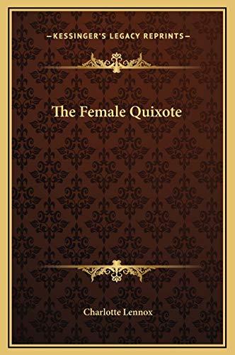 9781169334625: The Female Quixote