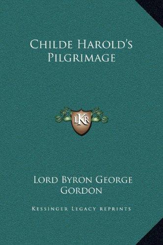 9781169337176: Childe Harold's Pilgrimage