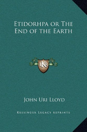 9781169339118: Etidorhpa or The End of the Earth