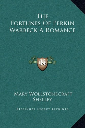 9781169339187: The Fortunes Of Perkin Warbeck A Romance