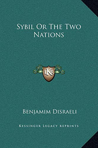 9781169341425: Sybil Or The Two Nations