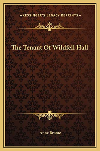 9781169342835: The Tenant of Wildfell Hall