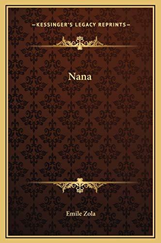 9781169343719: Nana