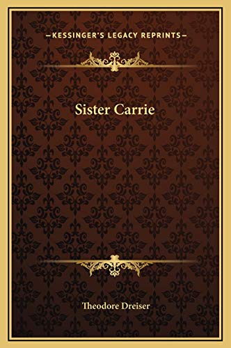 9781169349674: Sister Carrie