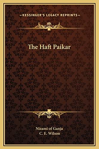 9781169355286: The Haft Paikar