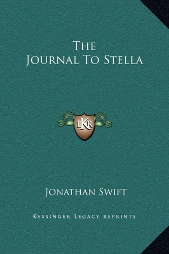 9781169355842: The Journal To Stella