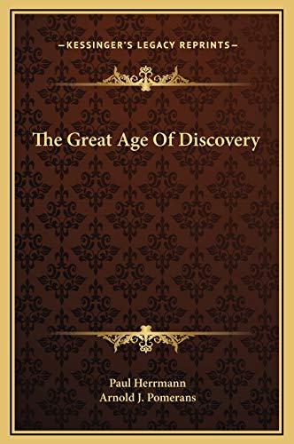9781169357044: The Great Age Of Discovery