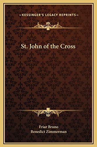 9781169357471: St. John of the Cross