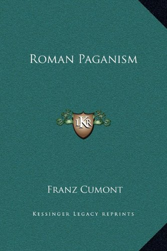 9781169359390: Roman Paganism