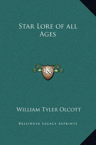 9781169361386: Star Lore of all Ages