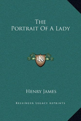 9781169361799: The Portrait Of A Lady
