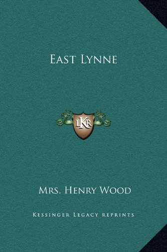 9781169363557: East Lynne