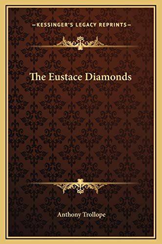 9781169366206: The Eustace Diamonds