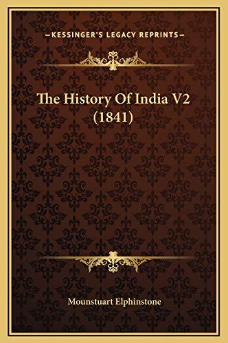 9781169371408: The History Of India V2 (1841)