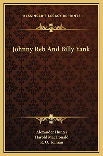 9781169372474: Johnny Reb And Billy Yank