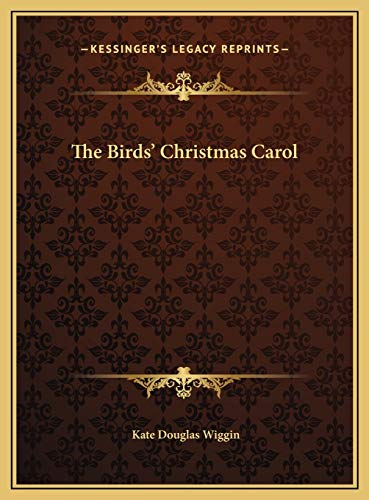 9781169398931: The Birds' Christmas Carol