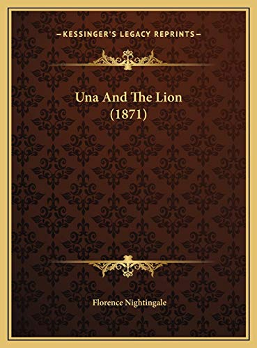 9781169439498: Una And The Lion (1871)