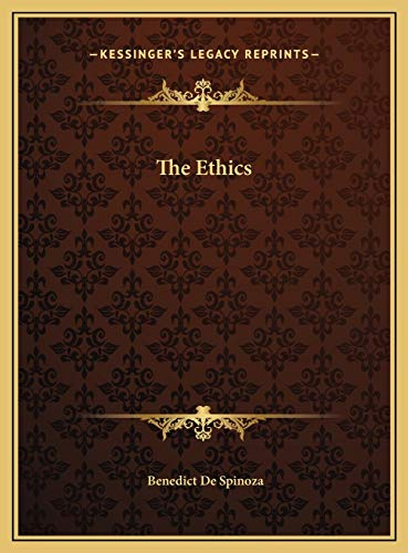 9781169451780: The Ethics