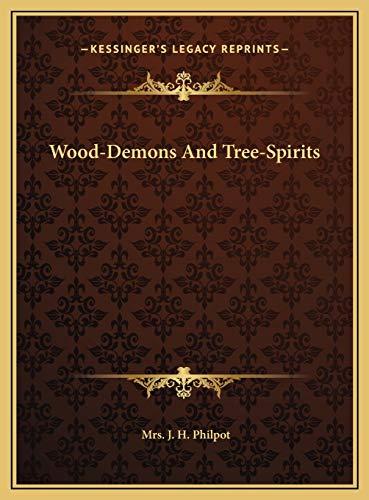 9781169452459: Wood-Demons And Tree-Spirits