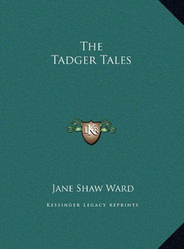 9781169472440: The Tadger Tales