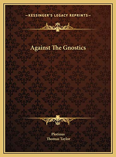 9781169603448: Against The Gnostics
