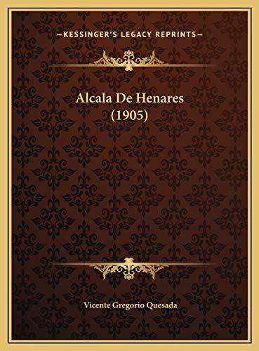 9781169615021: Alcala de Henares (1905)