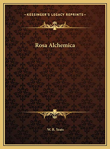 9781169656390: Rosa Alchemica