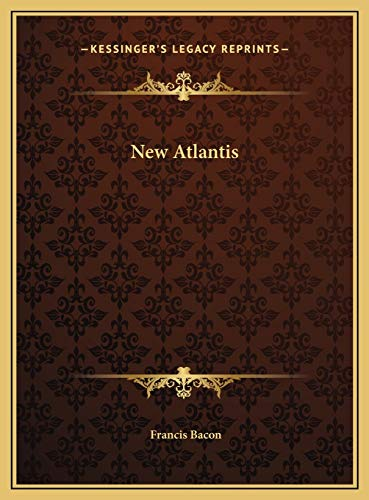 9781169660335: New Atlantis