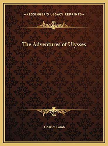 9781169662292: The Adventures of Ulysses