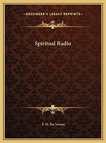 9781169668973: Spiritual Radio