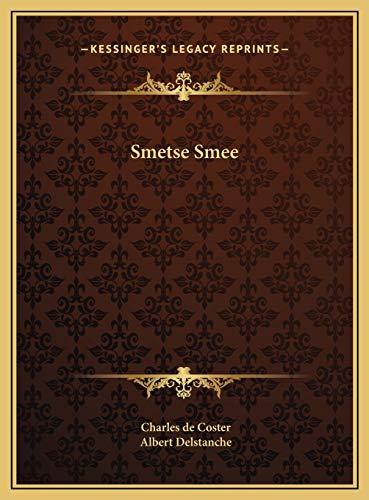 9781169685659: Smetse Smee