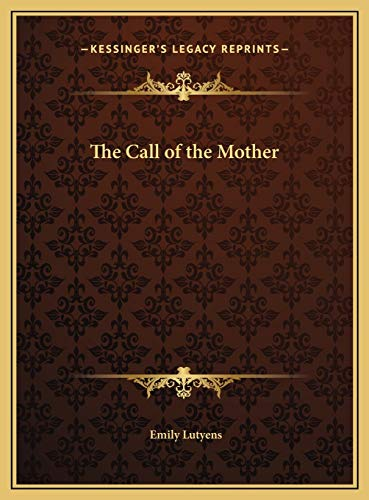 9781169696341: The Call of the Mother