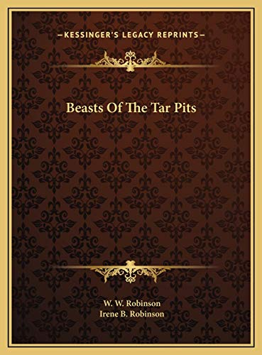 9781169698413: Beasts Of The Tar Pits