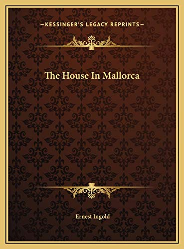 9781169698765: The House In Mallorca