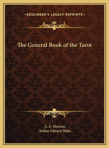 9781169719170: The General Book of the Tarot