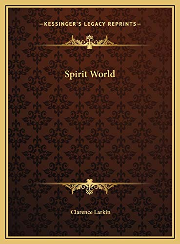 9781169723573: Spirit World