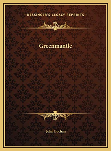 9781169724204: Greenmantle
