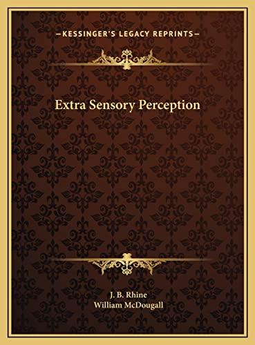 9781169729827: Extra Sensory Perception