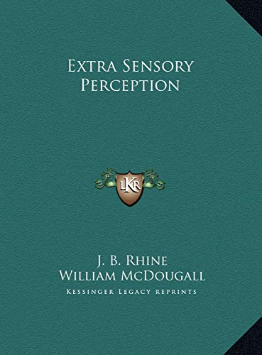 9781169729827: Extra Sensory Perception