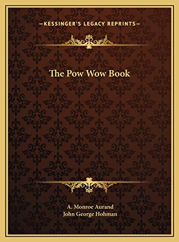 9781169730458: The Pow Wow Book