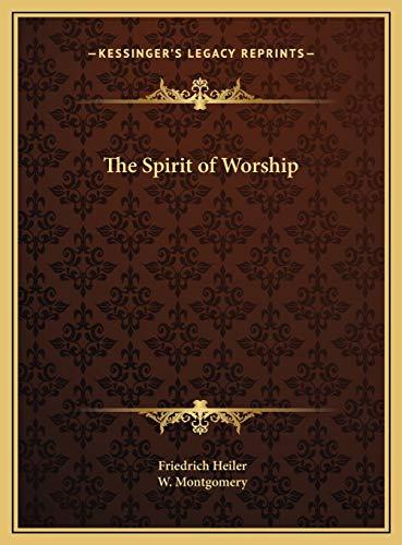 9781169741232: The Spirit of Worship