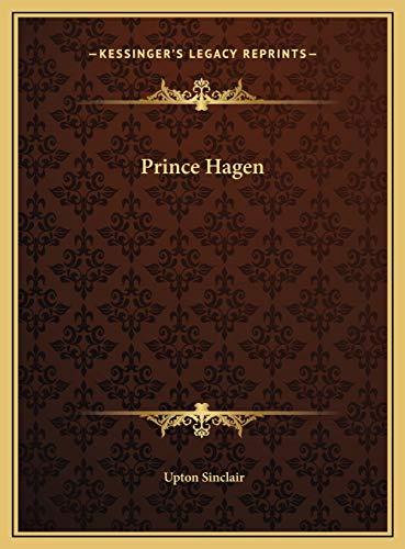 9781169745995: Prince Hagen