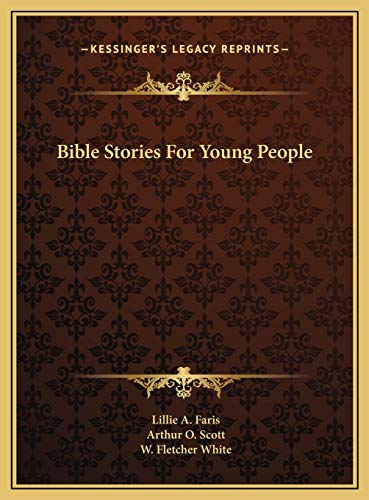 9781169751842: Bible Stories For Young People