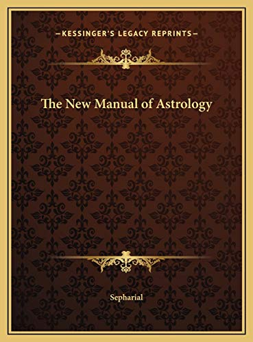 9781169755208: The New Manual of Astrology