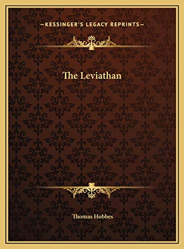 9781169761940: The Leviathan the Leviathan