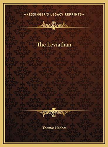 9781169761940: The Leviathan