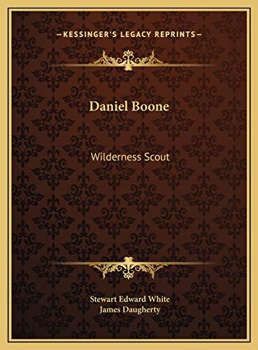 9781169762534: Daniel Boone: Wilderness Scout