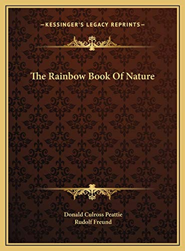 9781169765627: The Rainbow Book Of Nature
