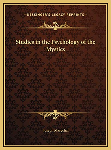 9781169771499: Studies in the Psychology of the Mystics