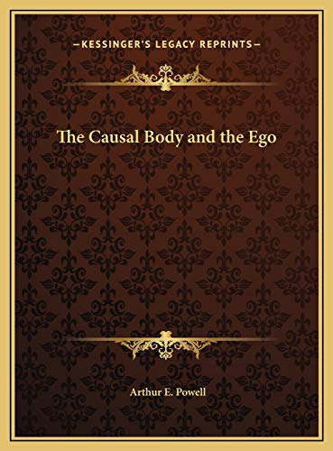9781169775121: The Causal Body and the Ego